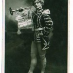 Rotograph postcard
