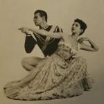 David Adams and Lois Smith in Lilac Garden