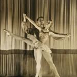 Bluebird pas de deux: David Adams and Viola Busday